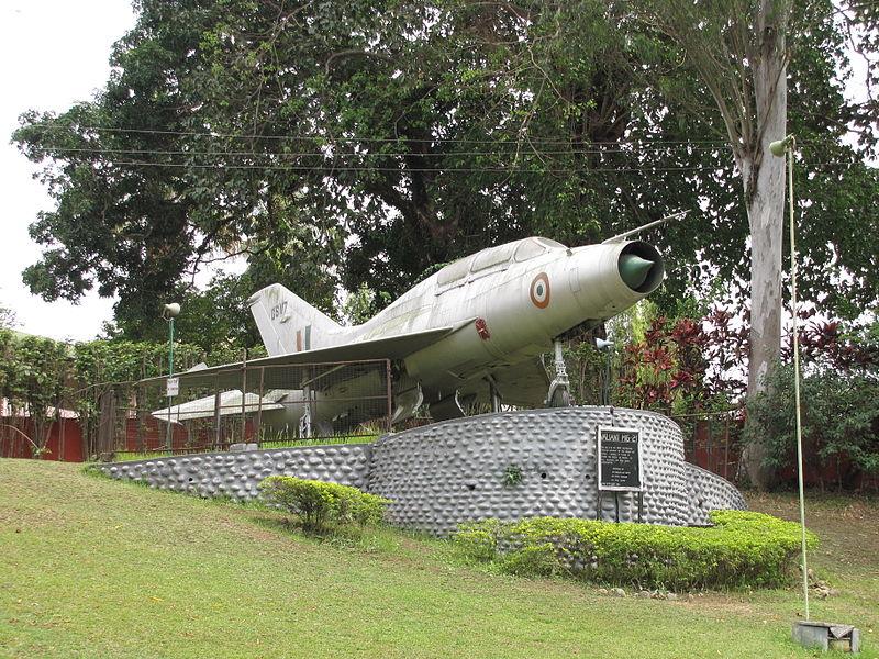 Cole Park Jet Fighter