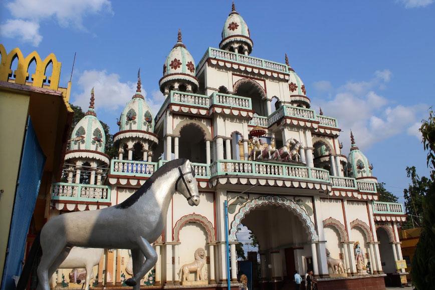 Jagannath Mandir Agartala