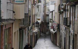Viveiro Old Town