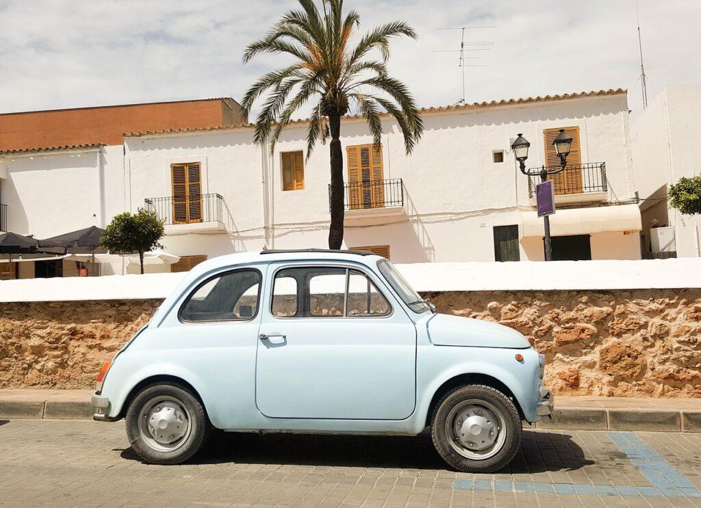 Rent a fun car Ibiza