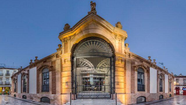 Almeria Central Market
