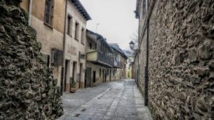 Ponferrada Old Town