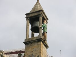 Plasencia Town Hall Bell