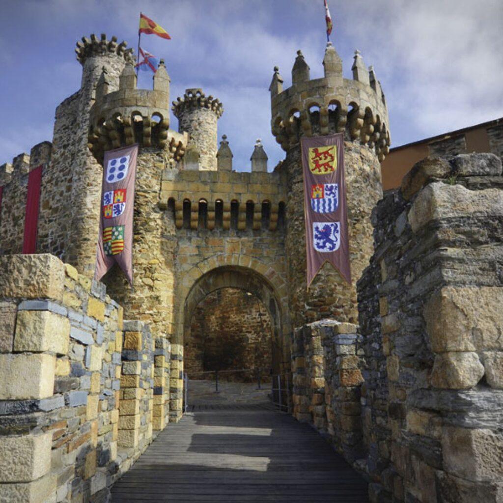 Templar Castle Ponferrada