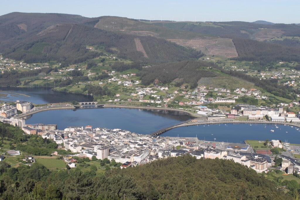 Mirador de san Roque Viveiro