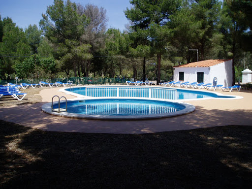 Camping with Swimming Pool