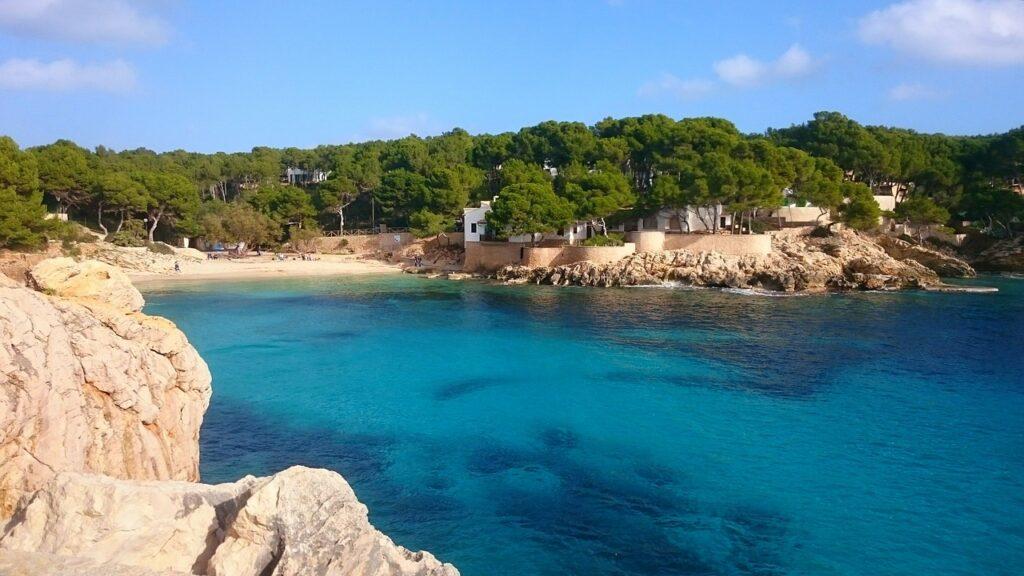 Mallorca Clear Sea