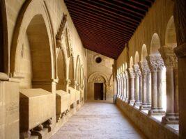 Huesca Monasterio