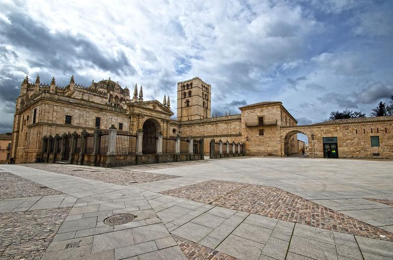 Plaza de Catedral Zamora