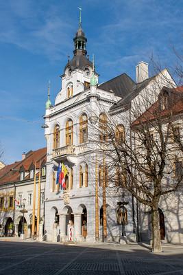 Novo Mesto Main Square