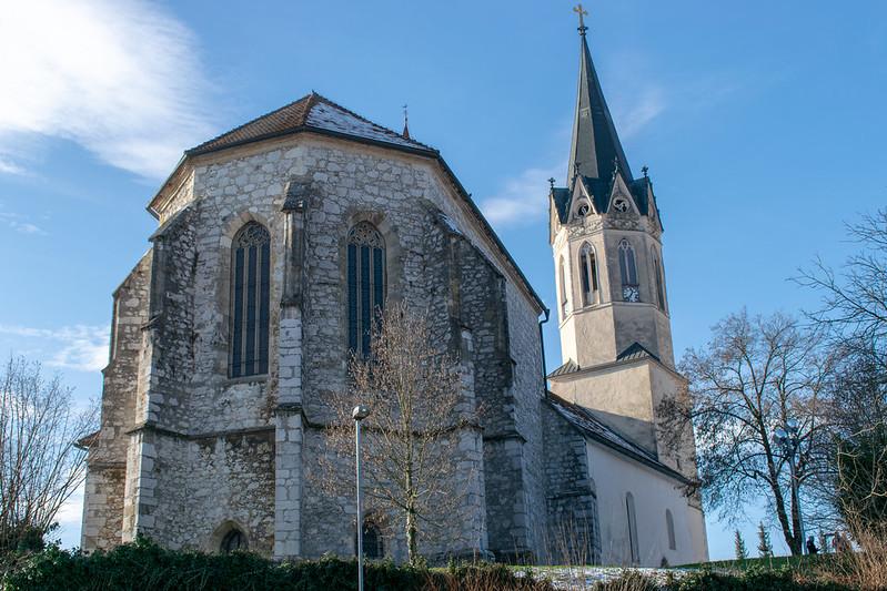 Novo Mesto Cathedral