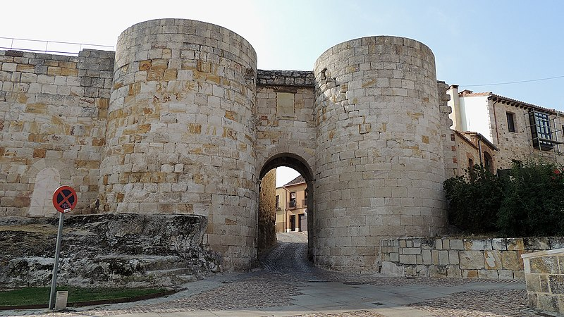Gate Dona Urraca Zamora