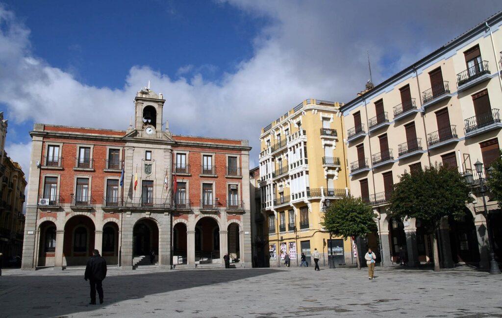 Plaza de Mayor Zamora