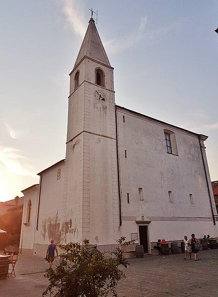 Izola Saint Mary Church