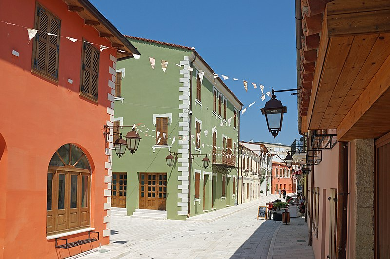 Vlore Old Town