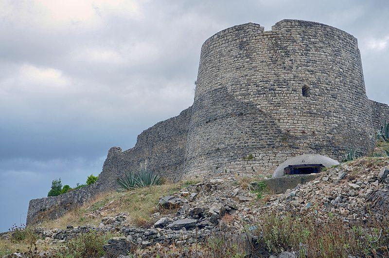 Lekuresi Castle of Sarande