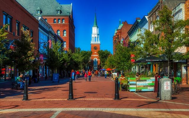 Burlington Vermont City Center