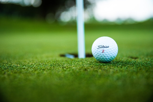 Golfing in Huelva