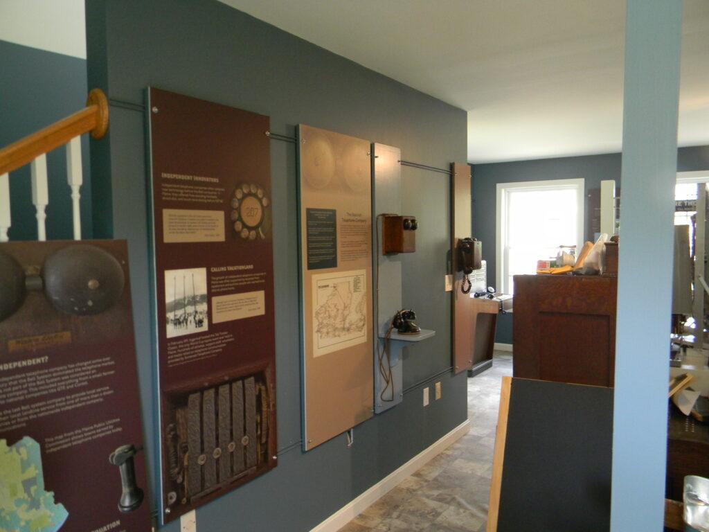 Maine Telephone Museum