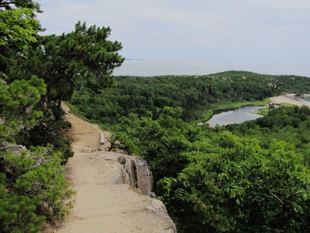 Acadia National Park Trail