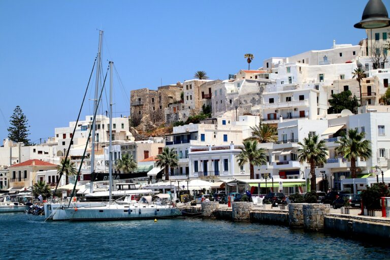 Driving in Naxos: What's it like?