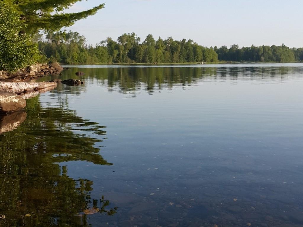 Moosehead Lake Near Greenville in Maine
