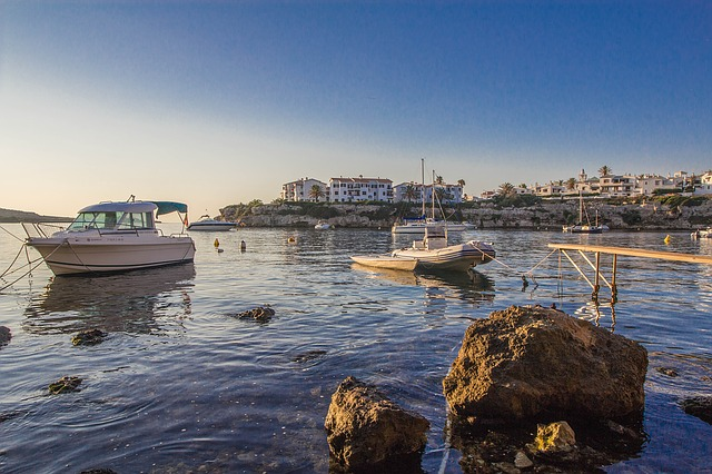 Minorca Boat Rental Bay