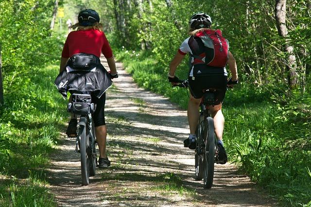 Greenville Mountain Biking