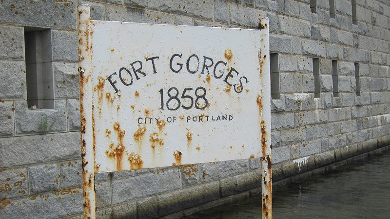 Fort Gorges Maine