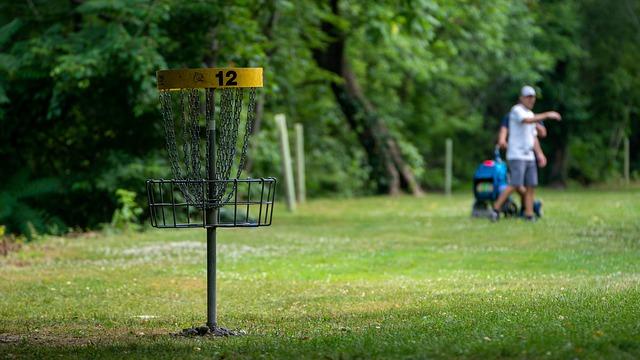 Disc Golf Maine