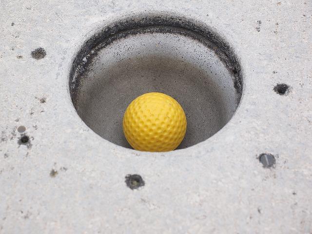 Mini Golf in Maine