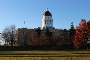Augusta Maine Capitol