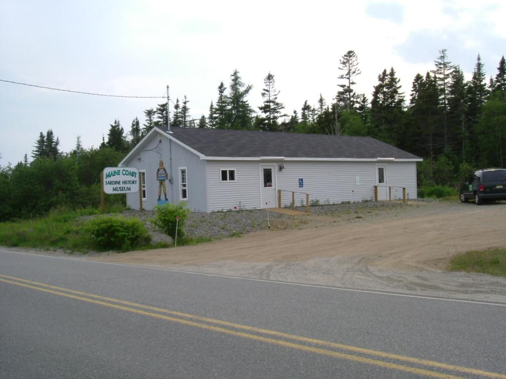 Maine Sardine Museum