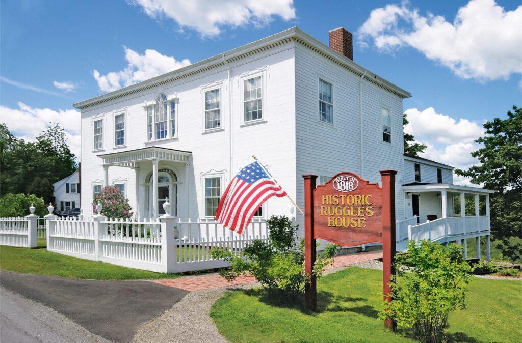 Ruggles House