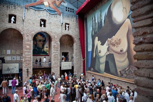 Salvador Dali Museum Figueres