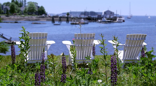 Boothbay Harbor Relax