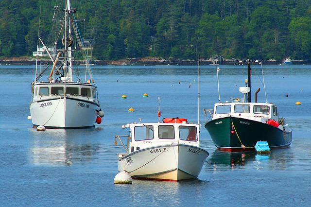 Boothbay Ships