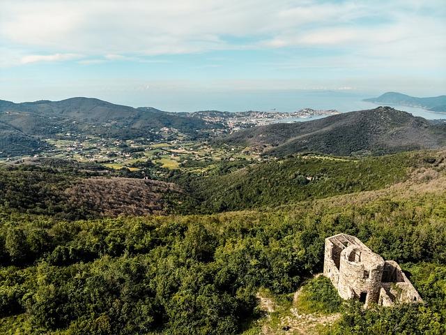 Elba Landscape
