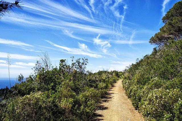 Elba Island Trail