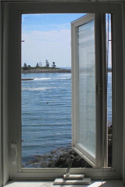 Boothbay Window
